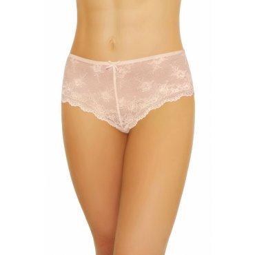 Женские трусы Кюлоты - розовое кружево